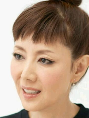 お化粧も上手な戸田恵子